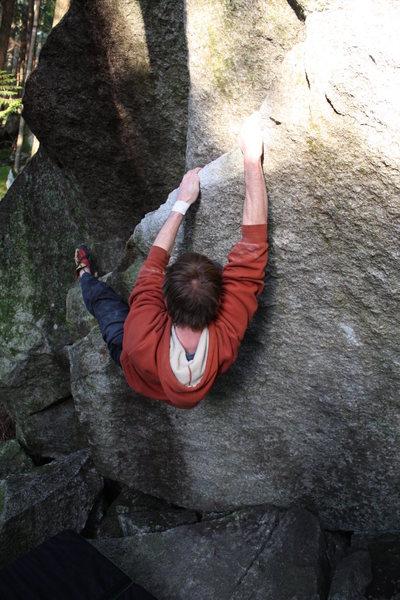 Rock Climbing Photo: squamish bouldering