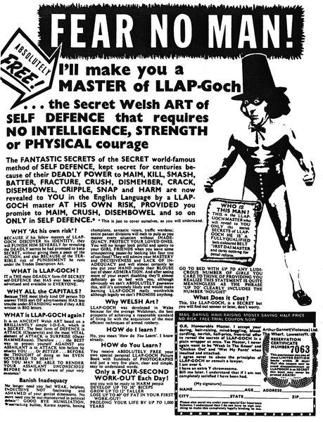 Llap Goch Master, 1979