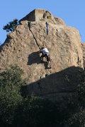 Rock Climbing Photo: Jason 8-4-10