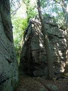 Rock Climbing Photo: Pinch Me I'm Dreaming