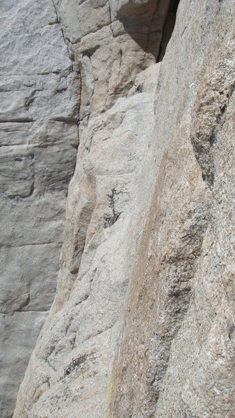 "Rock Climbing Photo: The ""Tower Traverse."""