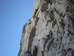 "Rock Climbing Photo: ""Fresh Air Traverse.""  Superfluous prote..."