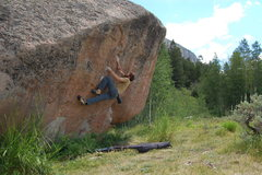Rock Climbing Photo: ATF. Photo: L. Bowlin.