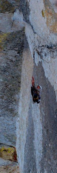 Rock Climbing Photo: Stellar Jam Session!