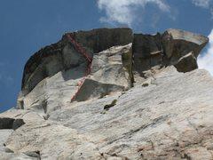 Rock Climbing Photo: The Hangover