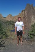 Rock Climbing Photo: Smith Rock 6/28/2010