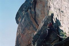 Rock Climbing Photo: Back in my early days at Booroomba Australia. Some...