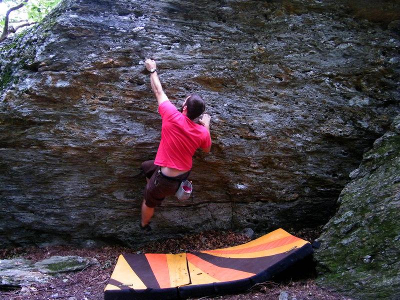 Rock Climbing Photo: Chuff