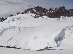 Rock Climbing Photo: Ingraham Glacier