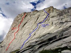 Rock Climbing Photo: A photo from Mr. Mottinger (from Minor dihedral de...