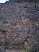 Rock Climbing Photo: Legendary (5.10b).