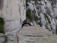 Rock Climbing Photo: Ben There