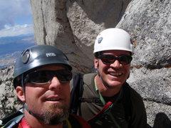 Rock Climbing Photo: Duo