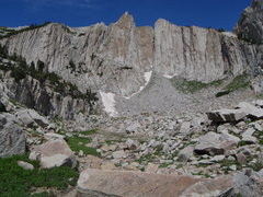 Rock Climbing Photo: Alpine Home