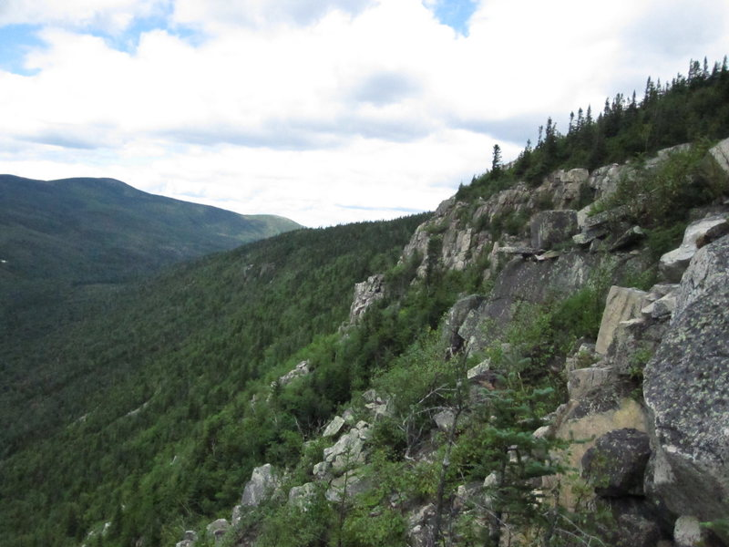 Rock Climbing Photo: Northern terrain.
