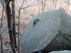 Rock Climbing Photo: Stewart Korte of the HWDAMF