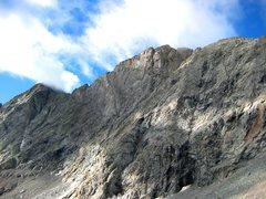 Rock Climbing Photo: NF of Ellingwood Point.