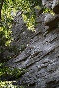 Rock Climbing Photo: Midnight Surf: Cell Block Six