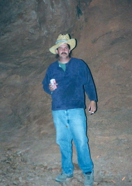 Rock Climbing Photo: The desert has been known for this behavior.
