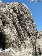 "Rock Climbing Photo: ""Stemroids"". Photo by Blitzo."