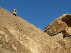 Rock Climbing Photo: Cody Dolnick on Candyass.