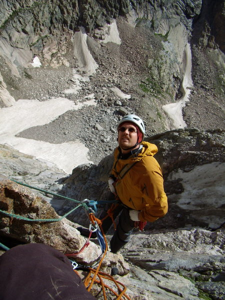 Me on Pervertical.  August 7th 2010.