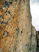 Rock Climbing Photo: Climbers on the Diamond.  August 7th 2010.