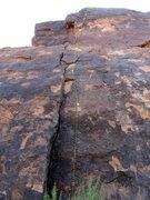 Rock Climbing Photo: Wait For It (5.10b)