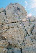 Rock Climbing Photo: Sweet fingers.