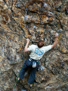 Rock Climbing Photo: Better beta. But, don't look at this picture and r...