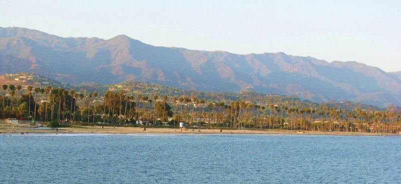 Rock Climbing Photo: Beautiful Santa Barbara