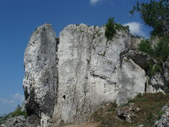 Rock Climbing Photo: the crag Kruk