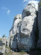 Rock Climbing Photo: more of the nice rocks in this area...