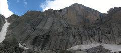 Rock Climbing Photo: Ahh, the Diamond
