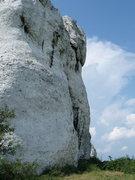 Rock Climbing Photo: The crag Ostatnia