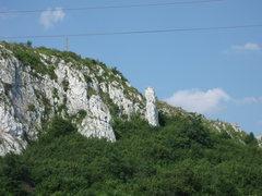 Rock Climbing Photo: Pokutnik
