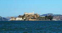 Rock Climbing Photo: The Rock.  SF bay.
