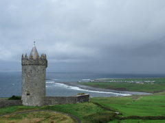 Rock Climbing Photo: Castle in Doolin