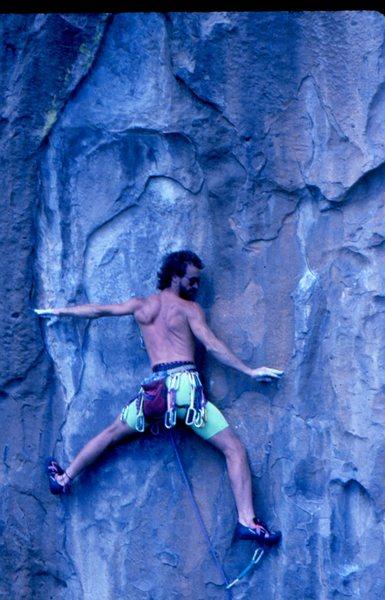 Rock Climbing Photo: Penitente Canyon