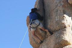 Rock Climbing Photo: 8-7-10