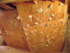 """Rock Climbing Photo: Large panel on the right is 75""""x118"""",40*"""
