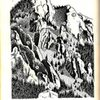 The Crags - as sketched in the 1986 Kimball guidebook.