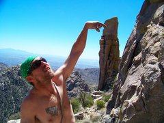 Rock Climbing Photo: This Pinnacle???