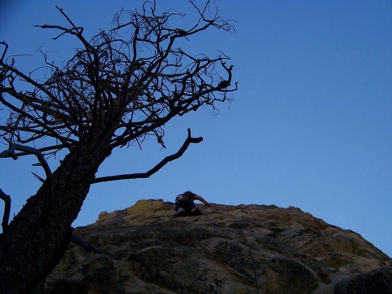 Rock Climbing Photo: Photo by: Caleb A.