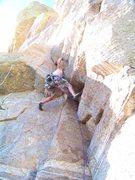 Rock Climbing Photo: <3 Photo:Caleb A. Climber:Derek A.
