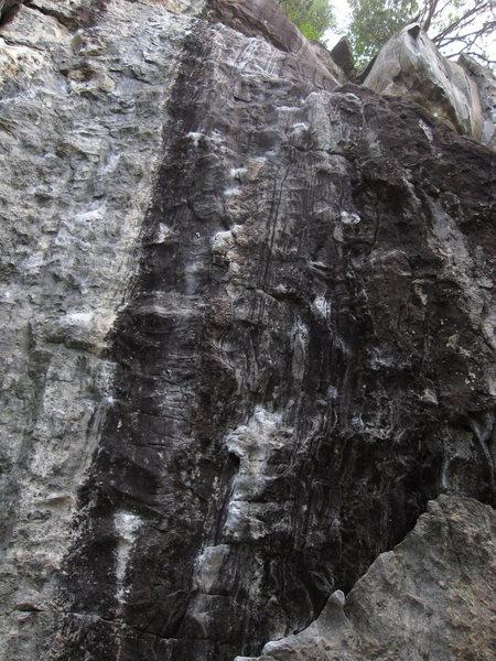 Rock Climbing Photo: Overview shot of Waimea.