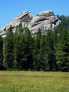 Rock Climbing Photo: Meadows. Photo by Blitzo.