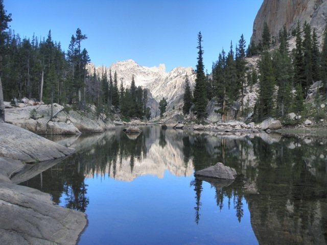 Saddleback Lake