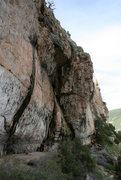 Rock Climbing Photo: Killer Cave Late June 2010; 'Bush Doctor' is runni...