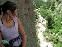 Rock Climbing Photo: Climbing Eldo